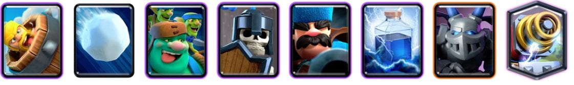 Clash Royale Deck of the Week