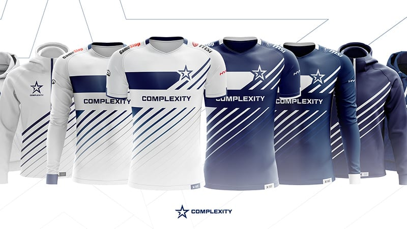 Complexity New Merch and Logo