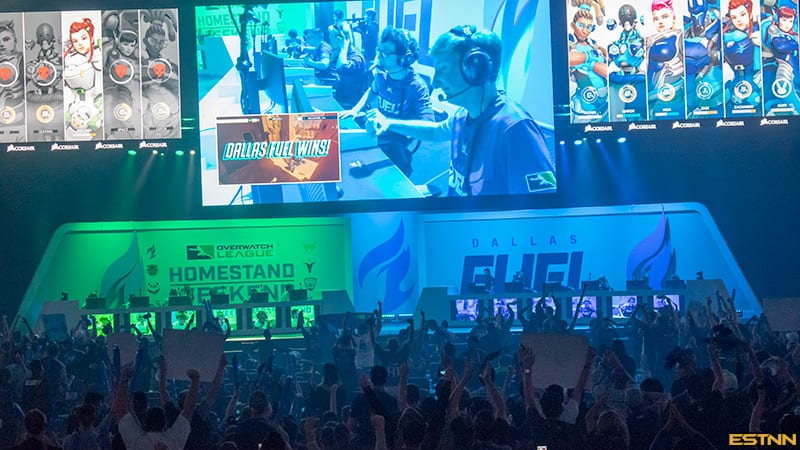 Overwatch League Dallas Homstand