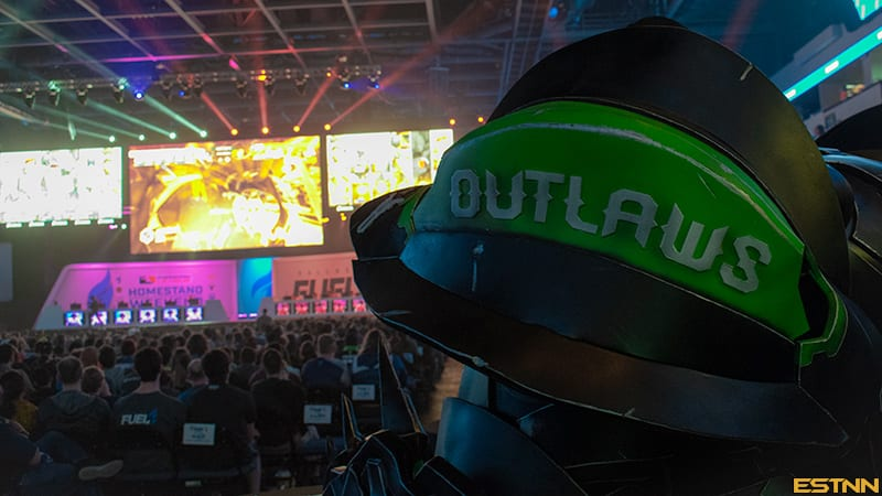 Houston Outlaws Dallas Homestand