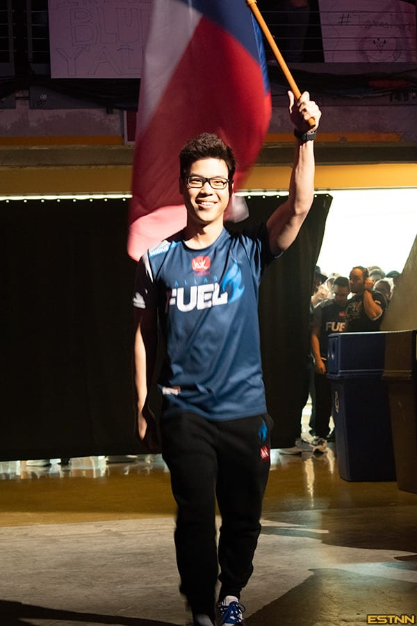 Mickie Dallas Fuel Overwatch League Homestand