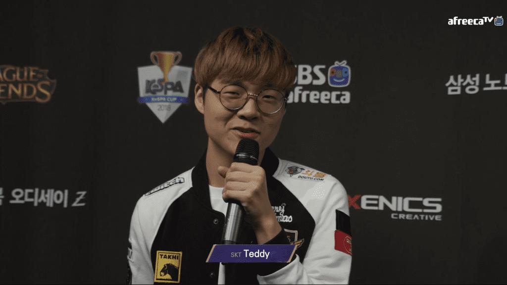 Teddy LoL