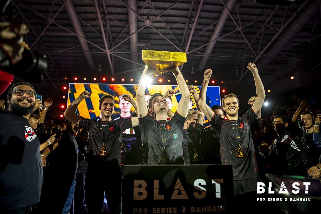 Astralis Juara Blast Pro Series Foto Blast Pro