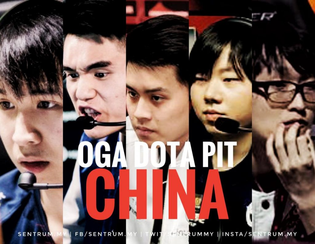 OGA Dota Pit Online 2020 China