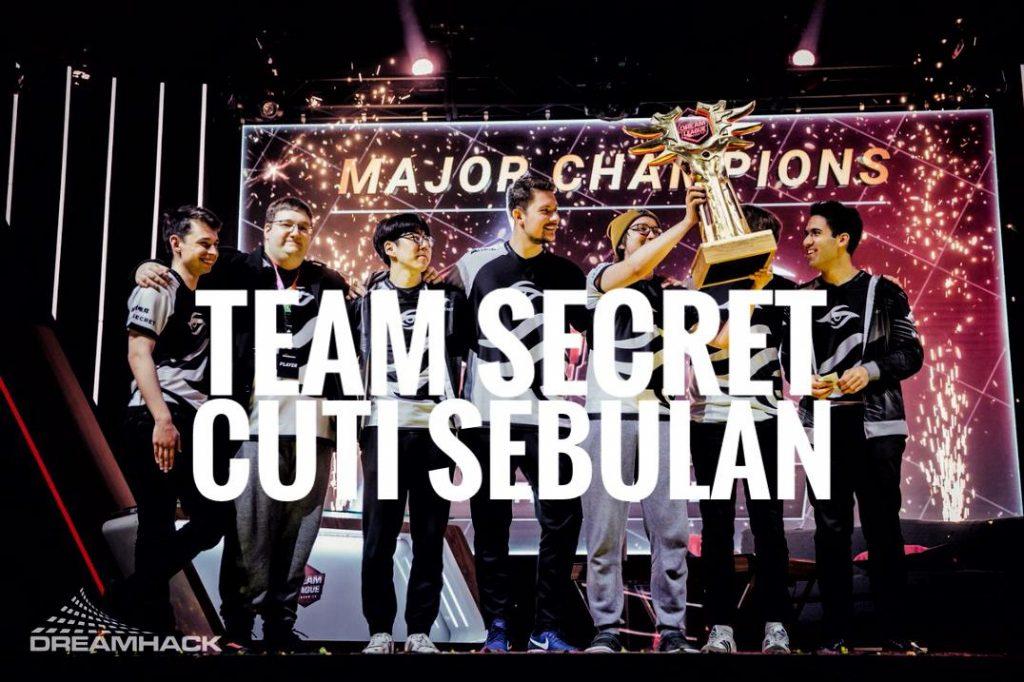 Team Secret Dreamhack