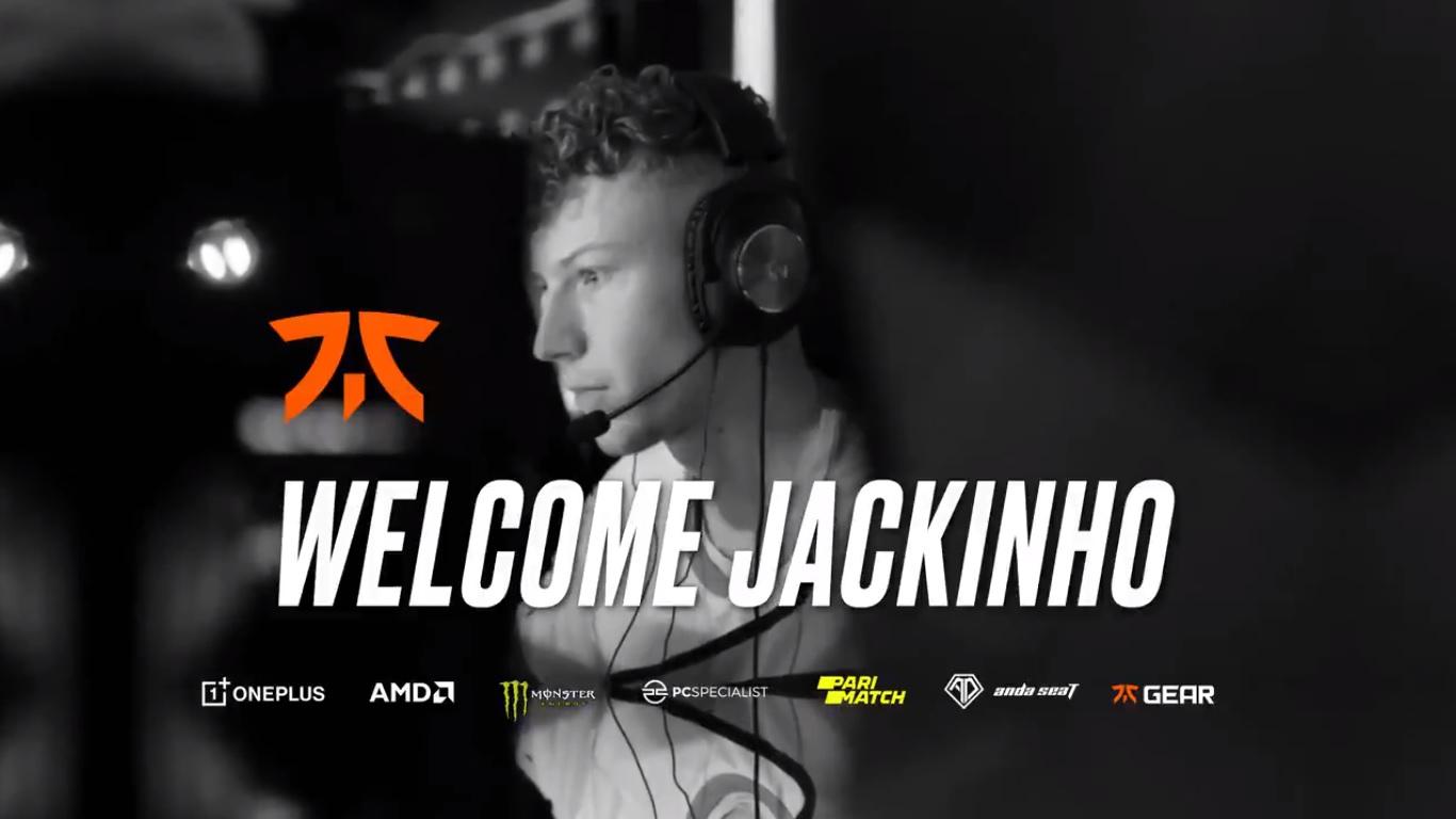 """Fnatic membawa masuk pemain muda Sweden, Jack Strom """"Jackinho"""