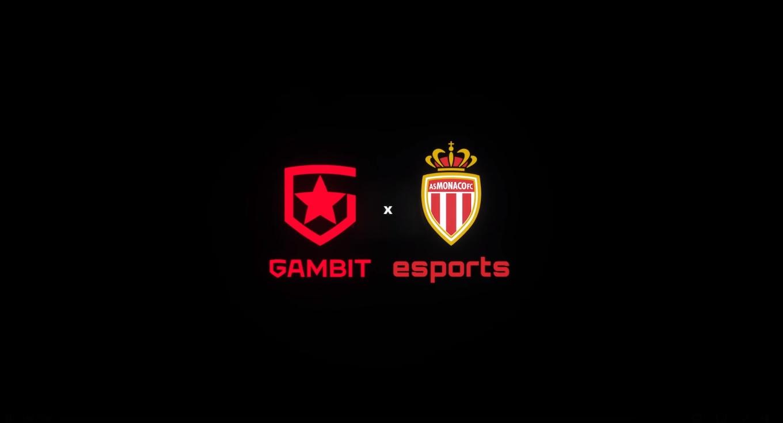 AS Monaco sertai arena e-sukan dengan mengadakan kerjasama bersama pasukan Gambit Esports.